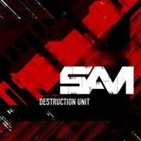 "SAM ""DESTRUCTION UNIT"" (CD)"