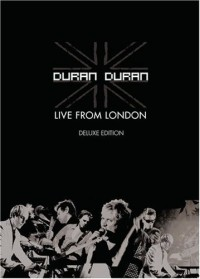 "DURAN DURAN ""LIVE FROM LONDON"" (CD+DVD)"