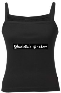"CHARLOTTE'S SHADOW ""GIRLIE 01"" (CAMISETA)"