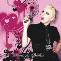 "AYRIA ""HEARTS FOR BULLETS"" (CD)"
