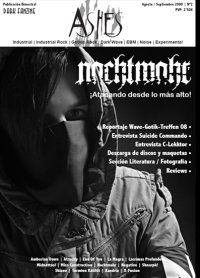 "ASHES ""Nº 2"" (FANZINE)"