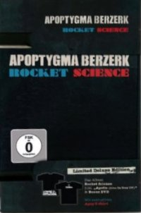"APOPTYGMA BERZERK ""ROCKET SCIENCE (DELUXE EDITION)"" (BOX (LTD. ED.))"