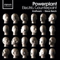 "REICH, STEVE/KRAFTWERK ""ELECTRIC COUNTERPOINT"" (CD)"