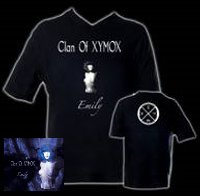 "CLAN OF XYMOX ""EMILY (LIMITED COLLECTOR'S SET)"" (MCD+CAMISETA (ED. LIM.))"