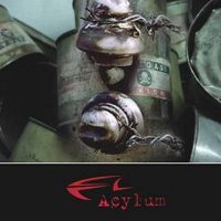 "ACYLUM ""THE ENEMY"" (CD)"
