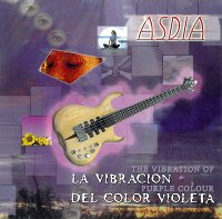 "ASDIA ""LA VIBRACION DEL COLOR VIOLETA"" (CD)"