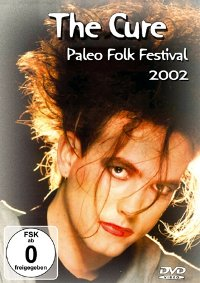 "THE CURE ""PALEO FOLK FESTIVAL 2002"" (DVD)"