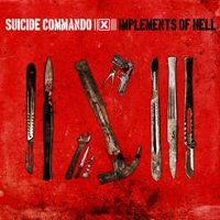 "SUICIDE COMMANDO ""IMPLEMENTS OF HELL"" (CD)"