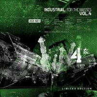 "V/A ""INDUSTRIAL FOR THE MASSES, VOL. 4"" (CD+CDS (ED. LIM.))"