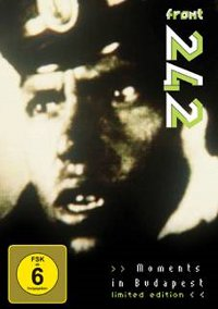 FRONT 242 - MOMENTS IN BUDAPEST (DVD (ED. LIM.))