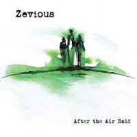 "ZEVIOUS ""AFTER THE AIR RAID"" (CD)"
