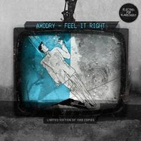 "AXODRY ""FEEL IT RIGHT"" (CD (LTD. ED.))"