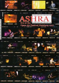"ASHRA ""LIVE AT THE OPEN AIR FESTIVAL HERZBERG 1997"" (DVD)"