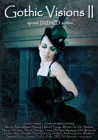 "V/A ""GOTHIC VISIONS, VOL.II"" (CD+DVD)"