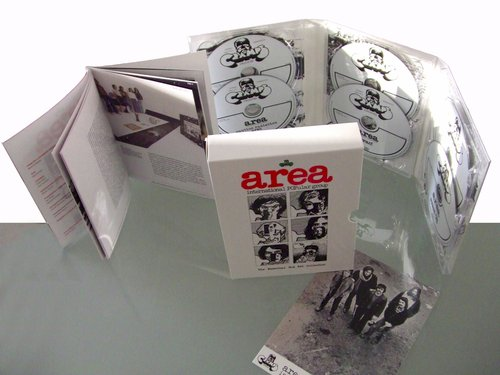 AREA - INTERNATIONAL POPULAR GROUP (BOX (ED. LIM.))