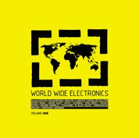 "V/A ""WORLD WIDE ELECTRONICS, VOL. 1"" (CD)"
