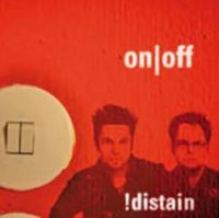 !DISTAIN - ON/OFF CD