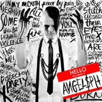 "ANGELSPIT ""HELLO, MY NAME IS..."" (CD)"