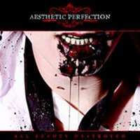 "AESTHETIC PERFECTION ""ALL BEAUTY DESTROYED"" (2CD (LTD. ED.))"