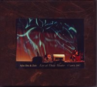 "ALIO DIE & ZEIT ""LIVE AT DADA THEATER"" (CD-R (ED. LIM.))"