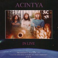 "ACINTYA ""IN LIVE"" (CD)"