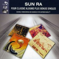 "SUN RA ""4 CLASSIC ALBUMS PLUS"" (4CD)"