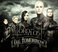 "LORD OF THE LOST ""DIE TOMORROW"" (CD)"