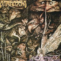 ATARAXIA - ADOLESCENCE OF AN ANCIENT WARRIOR (CD)