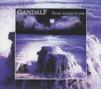 GANDALF - FROM SOURCE TO SEA (RE-RELEASE) (CD)