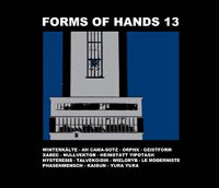 V/A - FORMS OF HANDS '13 (CD)