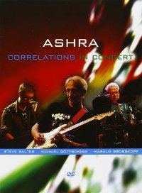 "ASHRA ""CORRELATIONS IN CONCERT"" (DVD)"