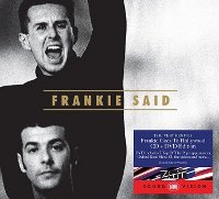 FRANKIE GOES TO HOLLYWOOD - FRANKIE SAID: THE VERY BEST OF FRANKIE GOES TO HOLLYWOOD (DELUXE EDITION) (CD+DVD)