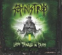 MINISTRY - THE LAST TANGLE IN PARIS (2CD+DVD (ED. LIM.))
