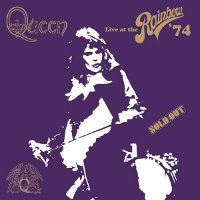 QUEEN - LIVE AT THE RAINBOW '74 (CD)