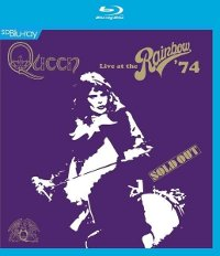 QUEEN - LIVE AT THE RAINBOW (BLU-RAY)