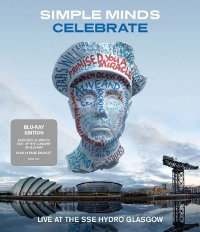 SIMPLE MINDS - CELEBRATE: LIVE AT THE SSE HYDRO GLASGOW 2013 (BLU-RAY)