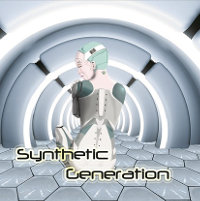 "V/A ""SYNTHETIC GENERATION"" (CD)"