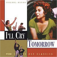 NORTH, ALEX - I'LL CRY TOMORROW (B.S.O.) (CD)