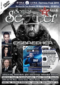 SONIC SEDUCER - N�12/14 - 01/15 (REVISTA+DVD)