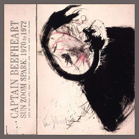 CAPTAIN BEEFHEART - SUN ZOOM SPARK: 1970 TO 1972 (4CD (ED. LIM.))