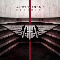 "ANGELS & AGONY ""MONUMENT"" (CD)"