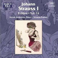 STRAUSS, JOHANN - EDITION, VOL. 14 (CD)