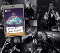 ASIA - ACCESS ALL AREAS (CD+DVD)