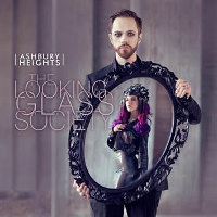 "ASHBURY HEIGHTS ""THE LOOKING GLASS SOCIETY"" (CD)"