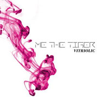 "ME THE TIGER ""VITRIOLIC"" (CD)"