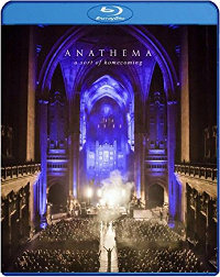 "ANATHEMA ""A SORT OF HOMECOMING"" (BLU-RAY)"