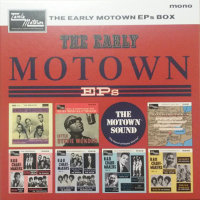 "V/A ""THE EARLY MOTOWN EPS"" (BOX (ED. LIM.))"