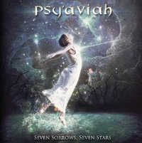 "PSY'AVIAH ""SEVEN SORROWS, SEVEN STARS"" (CD)"