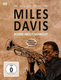 "DAVIS, MILES ""ROUND ABOUT MIDNIGHT: THE 60'S LIVE COLLECTION (SPECIAL EDITION)"" (DVD)"