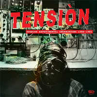 "V/A ""TENSION (SPANISH EXPERIMENTAL UNDERGROUND 1980-1985)"" (CD)"